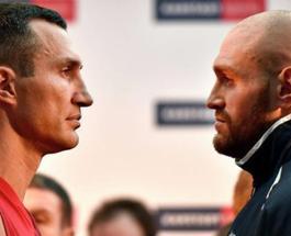 Названа новая дата боя между Кличко и Фьюри