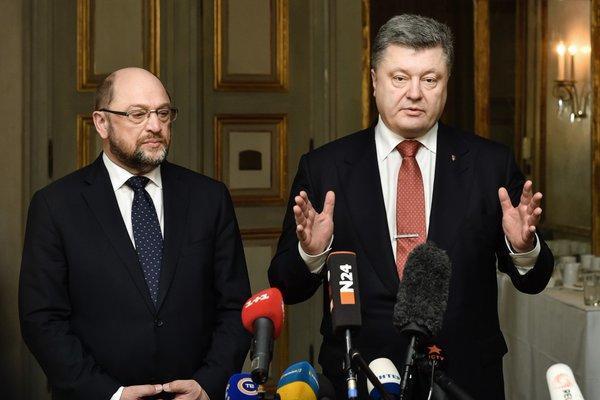 Шульц: Киев выполнил нужные для безвизового режима сЕС условия