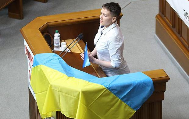 Савченко готова вести переговоры попленным сглавами ДНР иЛНР