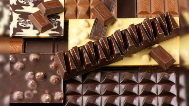 Ученые изобрели не вредный шоколад