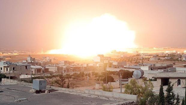 Зачем россия бомбит в сирии