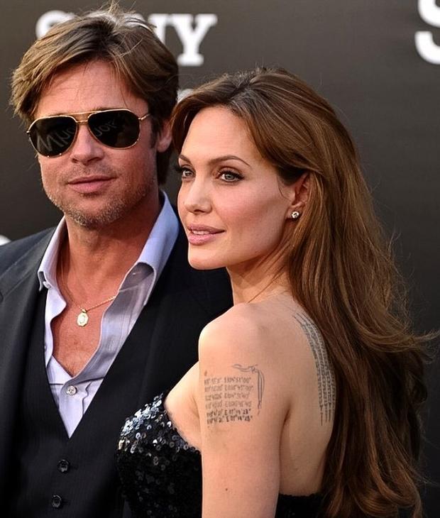 Анджелина Джоли иБрэд Питт собираются реализовать собственный дом воФранции