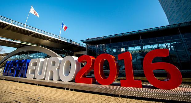 Сборная Франции вышла в ¼ финалаЧЕ