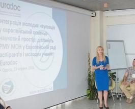 Проректор НАУ Владимир Шульга: Украине есть что показать мировому научному сообществу