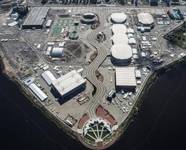 Олимпиада-2016: Вот как выглядят олимпийские объекты в Рио-де-Жанейро