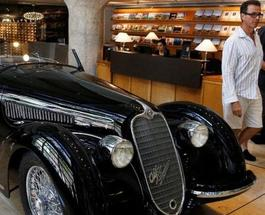 Легендарный Alfa Romeo продадут на аукционе за 15 миллионов долларов