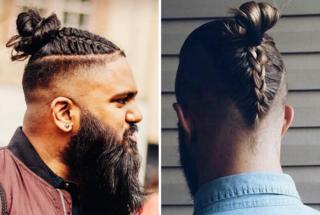 Мир перевернулся: Теперь мужчины заплетают косы