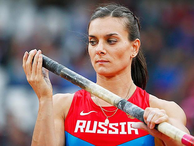 ВСпортивном арбитражном суде я проинформировала всё, что хотела— Елена Исинбаева