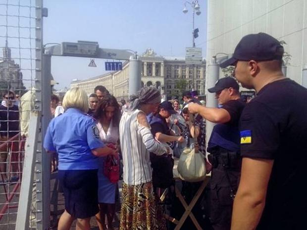 Участие вкрестном ходе вКиеве приняли 80 тыс. верующих,— УПЦ