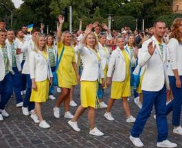 Олимпиада-2016: Модные костюмы для спортсменов к олимпийским играм в Рио