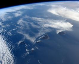 Лучшие виды Земли с МКС за последний месяц