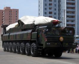 Ким Чен Ын не имеет ядерных боеприпасов к баллистичесмким ракетам