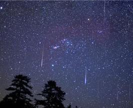 Украинцы смогут наблюдать звездопад