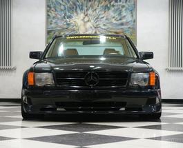 Любителям экзотики предлагается шедевр от Mersedes-Benz