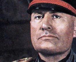 Найдено послание Бенито Муссолини