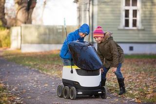 В Швейцарии тестируют роботов-почтальонов
