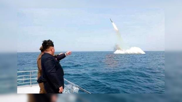 ВЕС призвали КНДР закончить запуски баллистических ракет