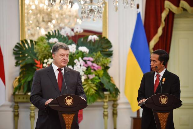 Украина иИндонезия начнут консультации позоне свободной торговли
