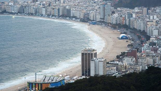 Бразильские воды поглотили пресс-атташе из Российской Федерации