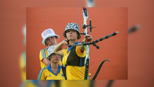 Женская сборная лучниц Украины завершила выступления наОлимпиаде вРио
