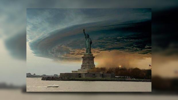 Ученые: вближайшие 50 лет США могут быть уничтожены