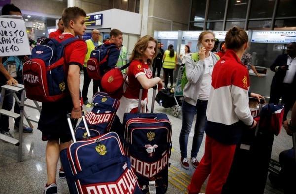 Антидопинговые агентства выступают заотстранение Российской Федерации отзимней Олимпиады вПхёнчхане