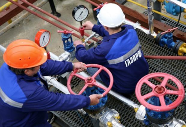 «Нафтогаз» обвинил «Газпром» в стремительном росте давления газа вукраинской ГТС