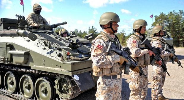 ВЛатвии вводят уголовную ответственность завоенную службу зарубежом
