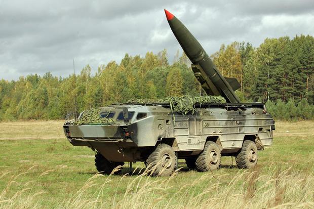 Самоходный комплекс тактических ракет точка предназначен для поражения наземных целей