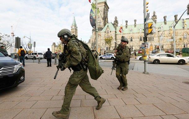 Премьер Канады Трюдо поблагодарил полицию заоперацию вСтратрое