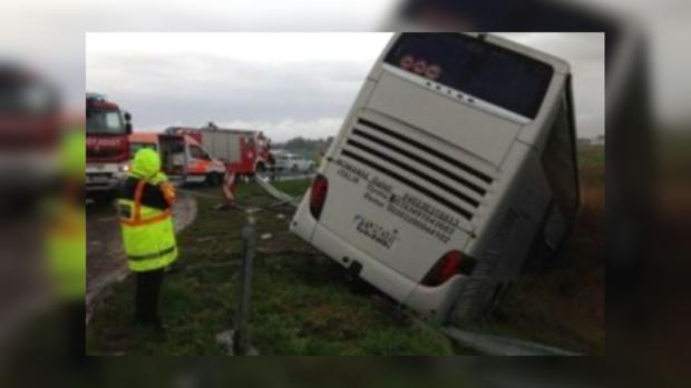 ВРумынии попал в трагедию автобус сукраинцами