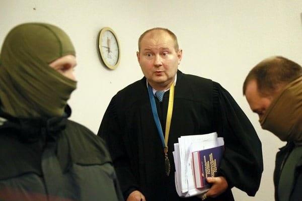 Чаус добивался взятку зарешение суда обусловном отбывании наказания,— Сытник