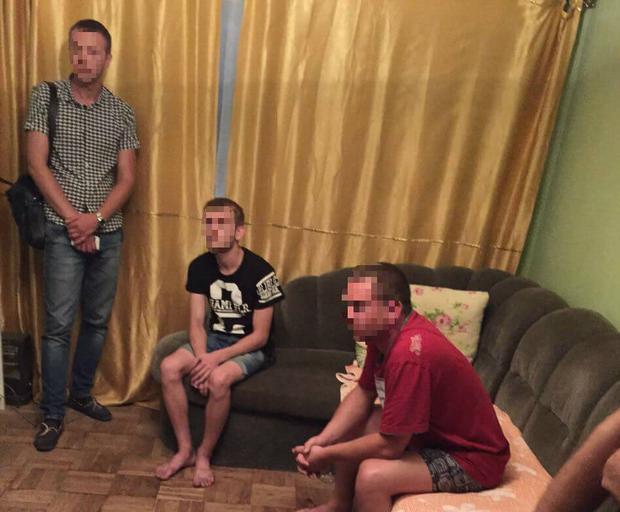 ВКиеве задержали 2-х  полицейских, требовавших взятку у нетрезвого  водителя