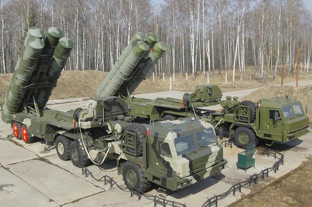 ВКрым переброшен новый ЗРК С-400— МинобороныРФ