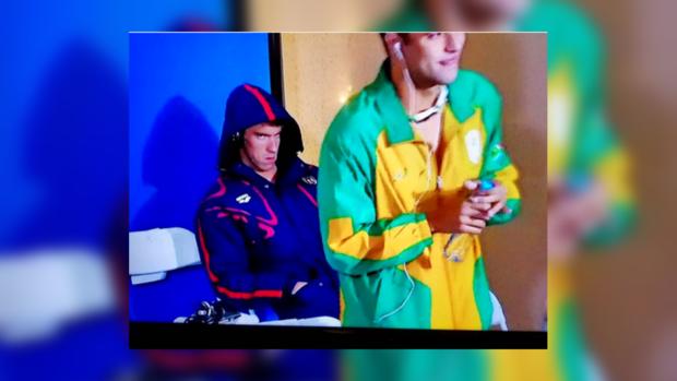 Фелпс побил рекорд 2000 лет поколичеству золотых наград наОлимпиадах