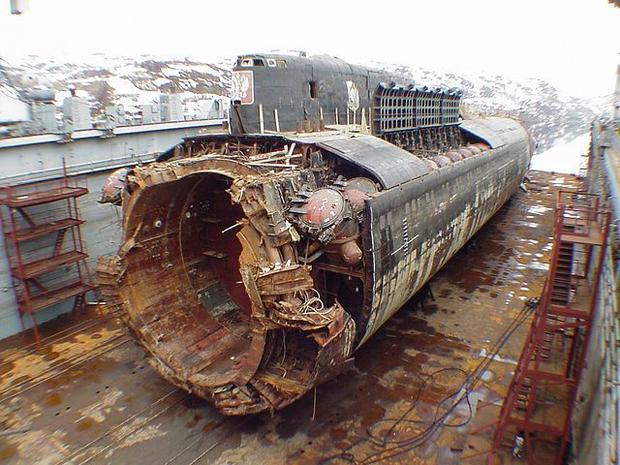 НаСеверном флоте почтили память экипажа АПЛ «Курск»