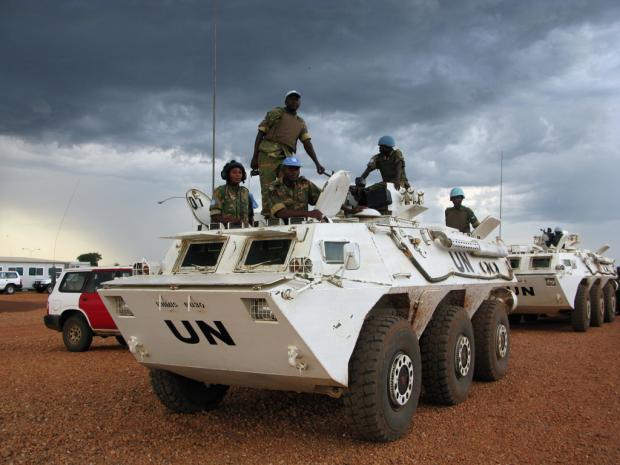 ООН увеличивает международный миротворческий контингент вЮжном Судане
