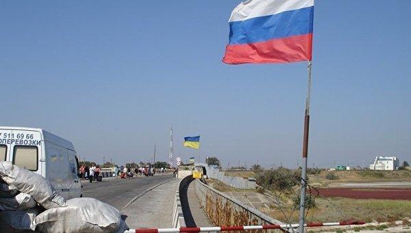 ВМинАТО попросили украинцев воздержаться отпоездок вКрым