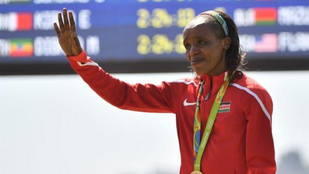 Кенийка Джемима Сумгонг стала олимпийской чемпионкой Рио вмарафоне
