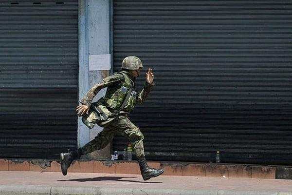 Боевики пугают наступлением ВСУ ипроводят мобилизацию— Тандит