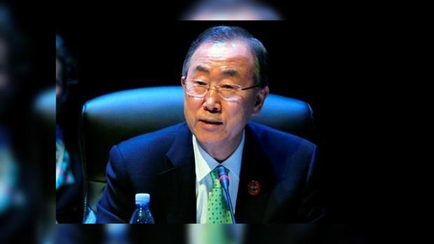 Пан ГиМун: хочу видеть женщину воглаве ООН