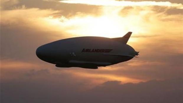 Самое огромное воздушное судно вмире проводит 1-ый полет вБритании