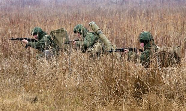 Террористы обстреляли Троицкое изартиллерии итанка