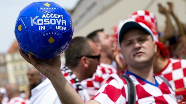 МИД не позволил  проводить матч сборной против Косово вгосударстве Украина