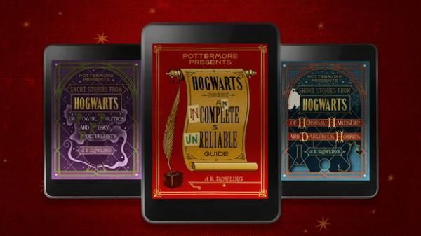 Вскоре выйдут три новые книги, приуроченные к миру Гарри Поттера