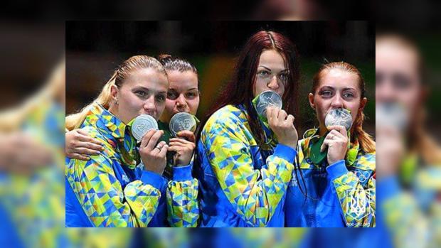 Сборная Украины завоевала наОлимпиаде вБразилии 11 наград