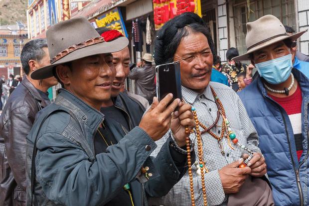 КНР запустил 1-ый поисковик натибетском языке