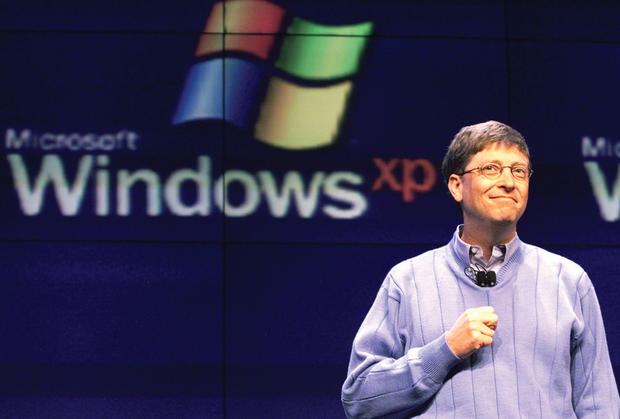 Bloomberg оценило состояние Билла Гейтса в0,5 процента ВВП США