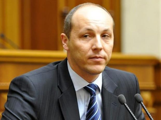 Парубий сказал про военные планы В. Путина