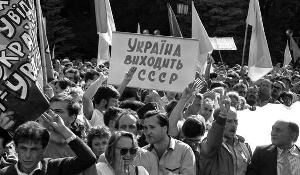 Всреду Украина отмечает День Независимости